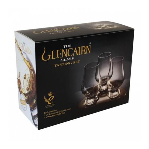 Сет с три чаши за уиски Glencairn