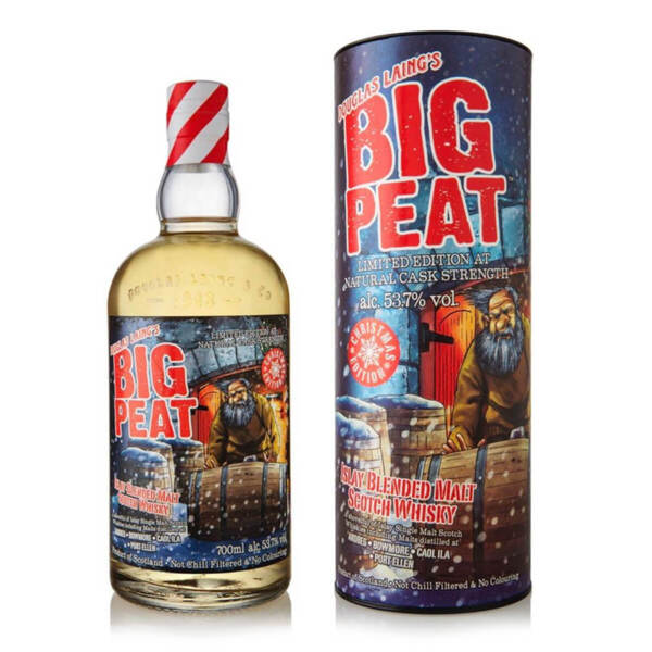 Douglas Laing Big Peat Christmas 2019, 700ml., 53.7%