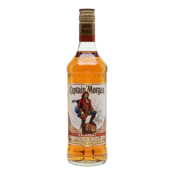 Ром Captain Morgan Original Spiced Gold 700ml.