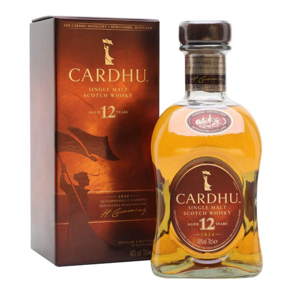 Cardhu 12 Y.O. 700ml.