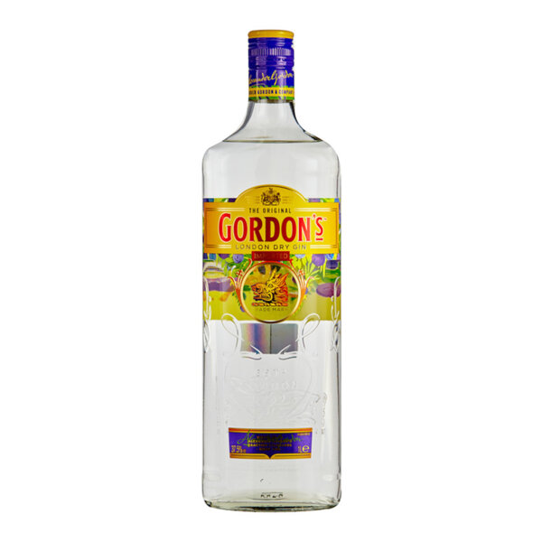 Gordon's London Dry Gin 1.0l.
