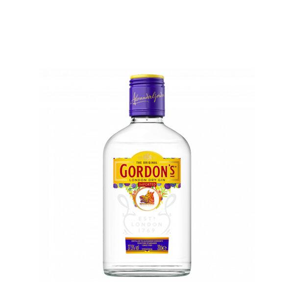 Gordon's London Dry Gin 200ml.