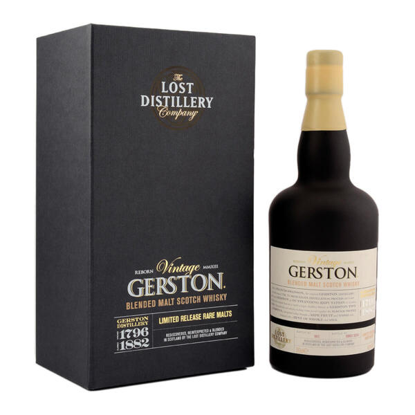 The Lost Distillery Company - Gerston Vintage Selection 700ml.