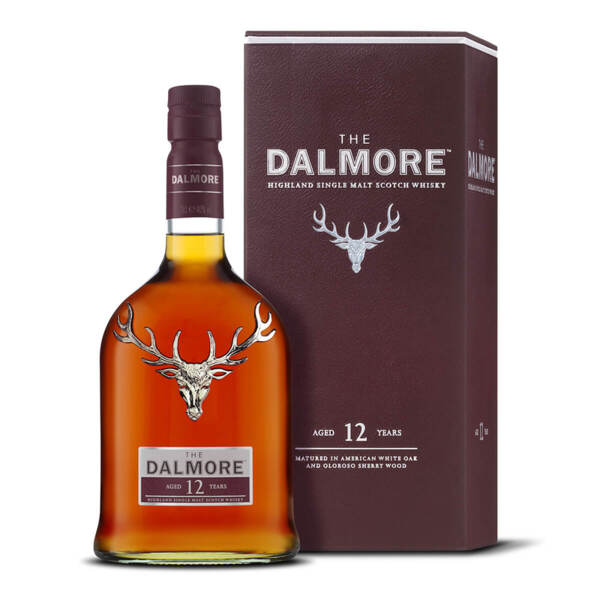The Dalmore 12 Y.O. 700ml.