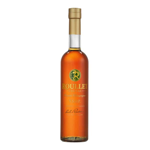 Коняк Roullet VSOP Grande Champagne 700ml.