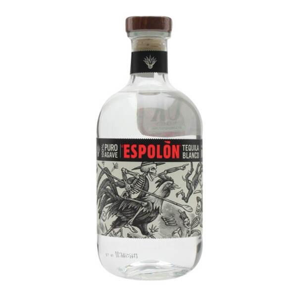 Текила Espolon Blanco 750ml.