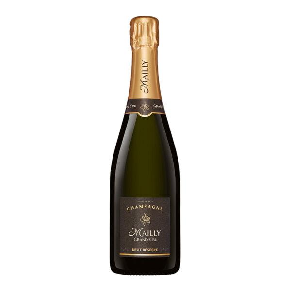 Шампанско Майи Гранд Кру Брут Резерв, 0.75л.