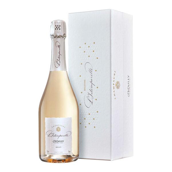 Шампанско Майи Гранд Кру Л'интемпорел, 0.75л.