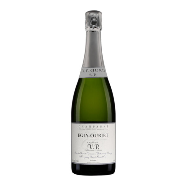Шампанско Егли-Урие Гранд Кру Екстра Брут VP, 0.75л.