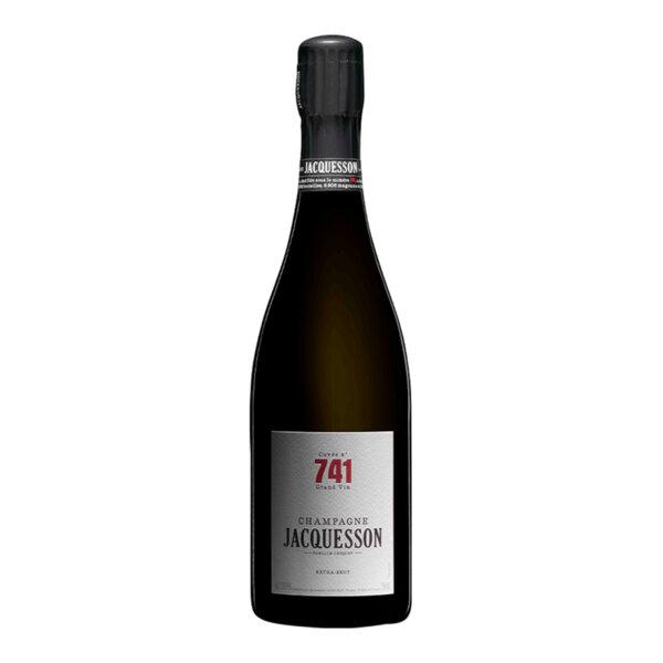 Шампанско Жаксон Кюве 741 2013, 0.75л.