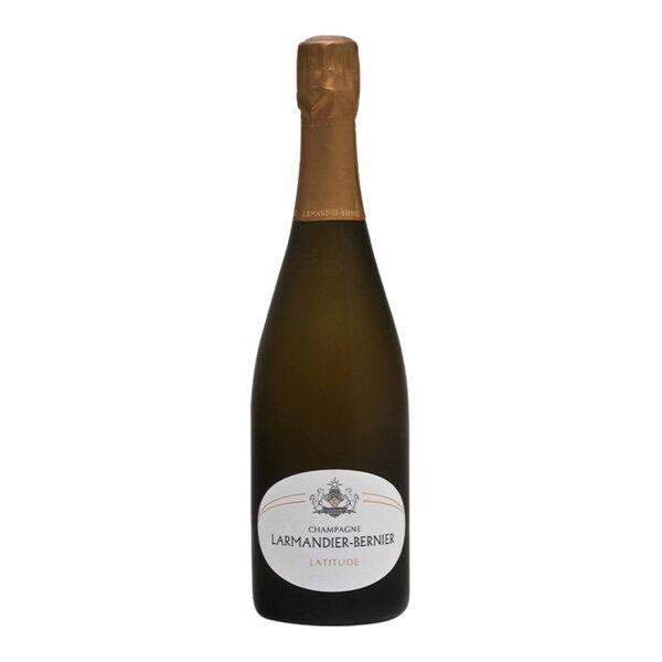 Шампанско Лармандие-Берние Латитюд Екстра Брут, 0.75л.