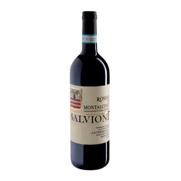 Салвиони Росо Ди Монталчино 2016, 0.75л.