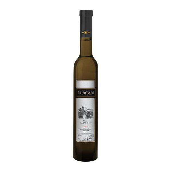 Десертно вино Шато Пуркари Айс Вайн 2016, 0.375л.