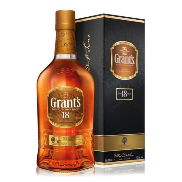 Grant's 18 Y.O. 700ml.