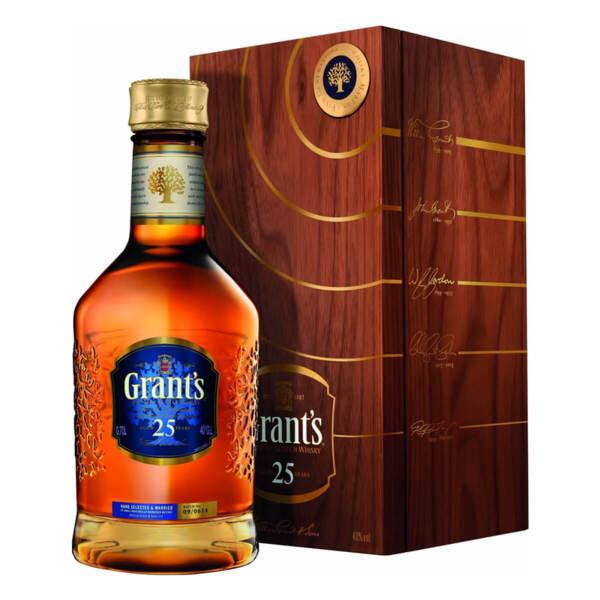 Grant's 25 Y.O. 700ml.