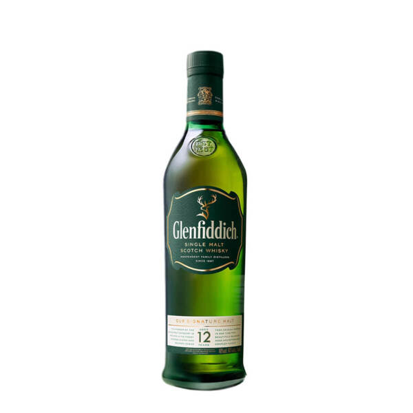 Glenfiddich 12 Y.O. 500ml.