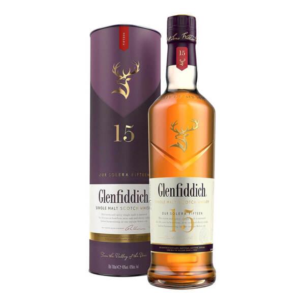 Glenfiddich 15 Y.O. 700ml.