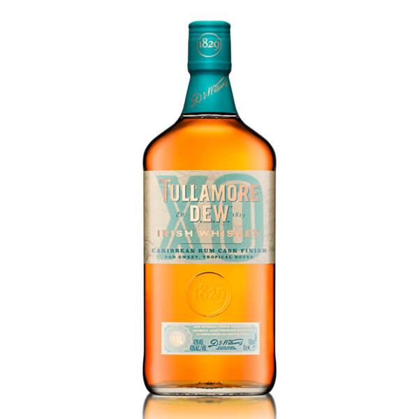 Tullamore D.W.W. XO Caribbean Rum Cask Finish 700ml.