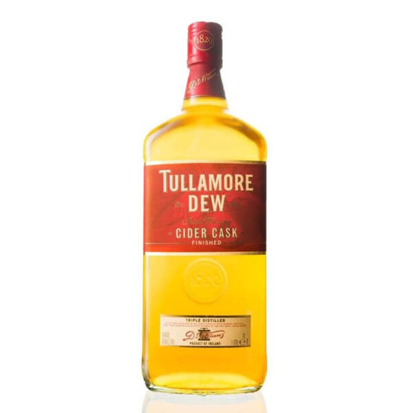 Tullamore D.E.W. Cider Cask 700ml.