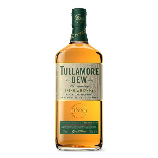 Tullamore D.E.W. Collector's edition 700ml.