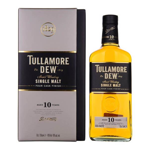 Tullamore D.E.W. 10 Y.O.700ml.