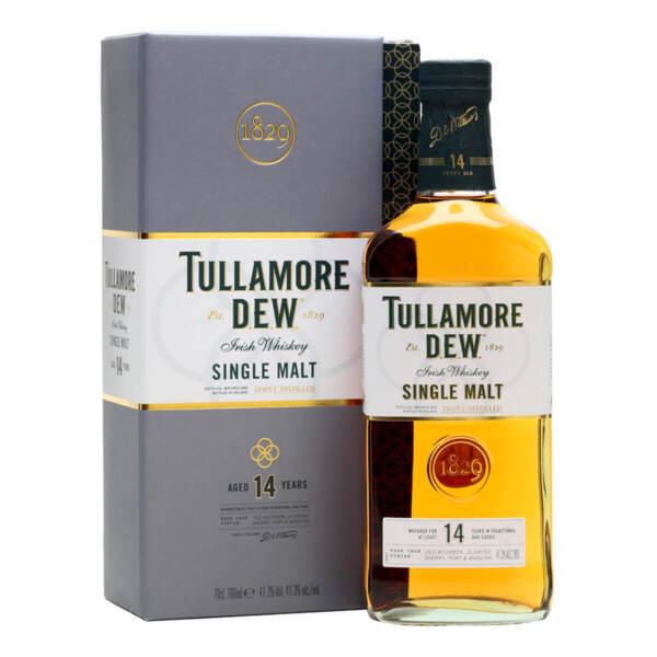 Tullamore D.E.W. 14 Y.O. 700ml.