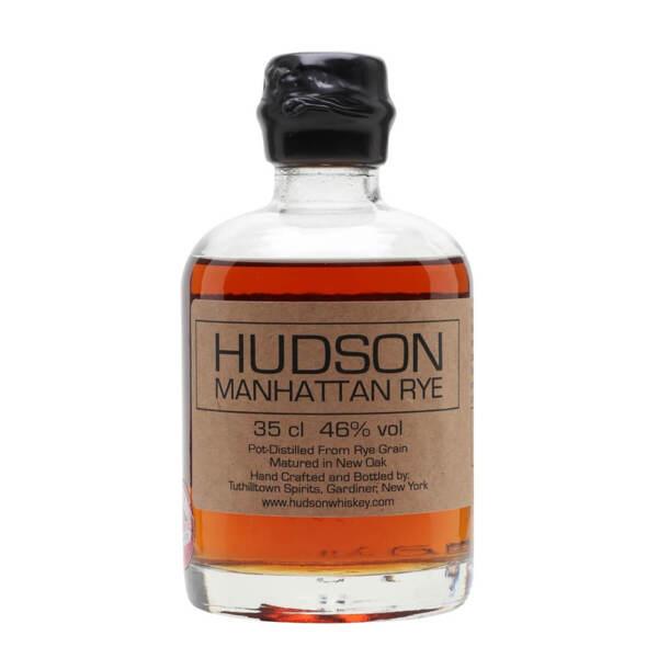 Ръжено уиски Hudson Manhattan 350ml.