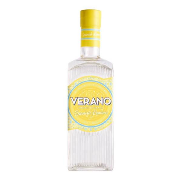 Джин Verano с лимон 700ml.