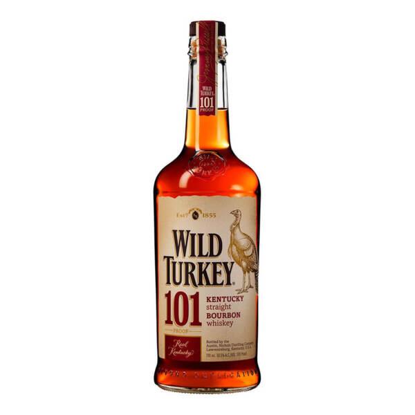 Бърбън Wild Turkey 101 700ml.