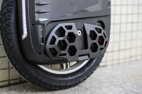 Adjustable angle Honeycomb pedals