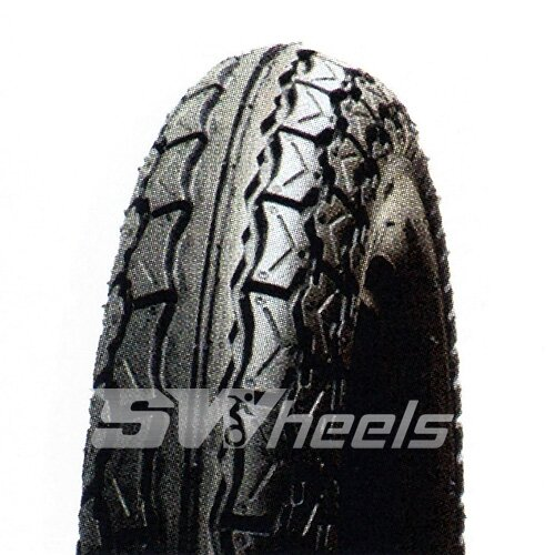 "Tire upgrade for GW MCM5 v2  4pr 30N 10""x2.50"" 64mm wide"