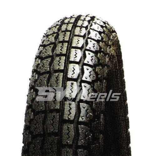 "Tire upgrade for 16"" (12""X3.00"") 47N 4PR (74mm width)"