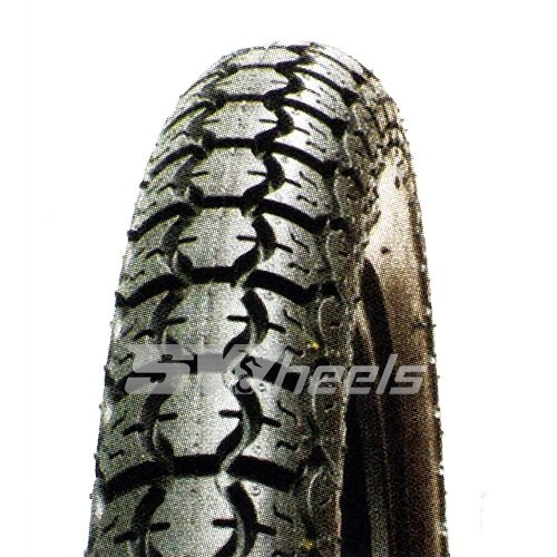 """Tire upgrade for GW MSX MSP RS EX 41N 4PR 14""""x2.75"""" 70mm wide"""