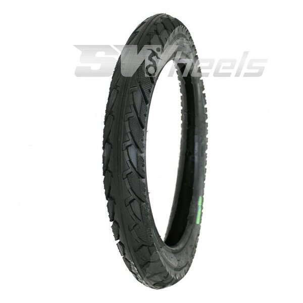 """Tire upgrade for Inmotion, GW Tesla, KS - 16""""x2.50"""" (12""""-2.50"""") 70mm wide 63mm height"""