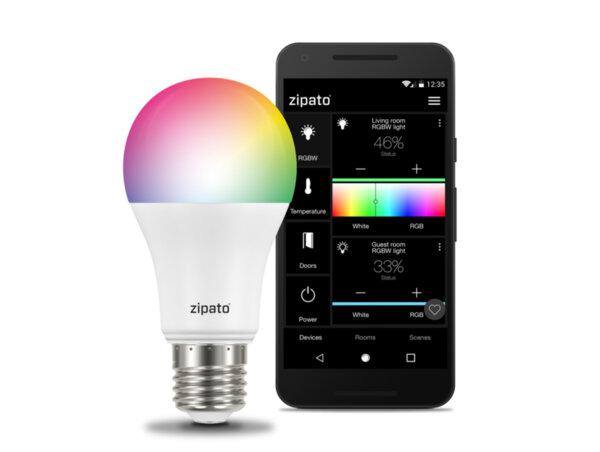 RGBW крушка от Zipato