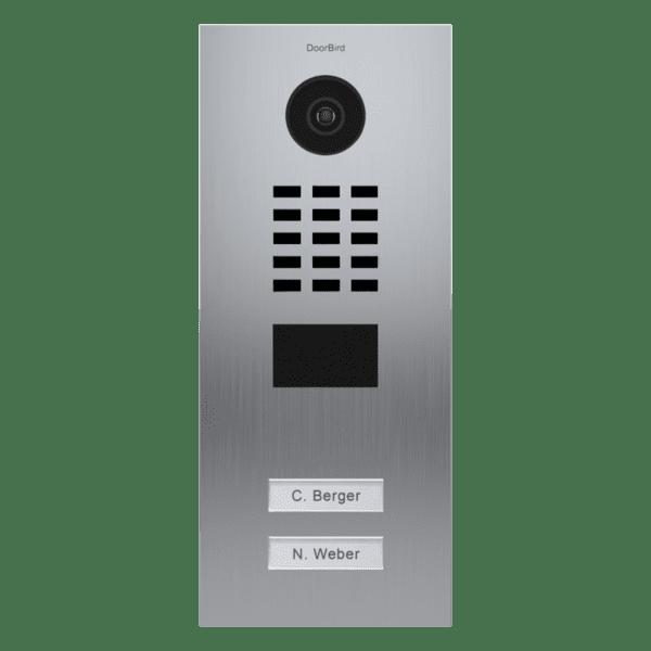 DoorBird - IP Smart видеодомофон с RFID