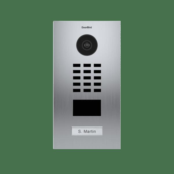 DoorBird - IP Smart видеодомофон с един бутон и RFID