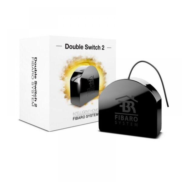 Fibaro Double Switch 2 - реле модул