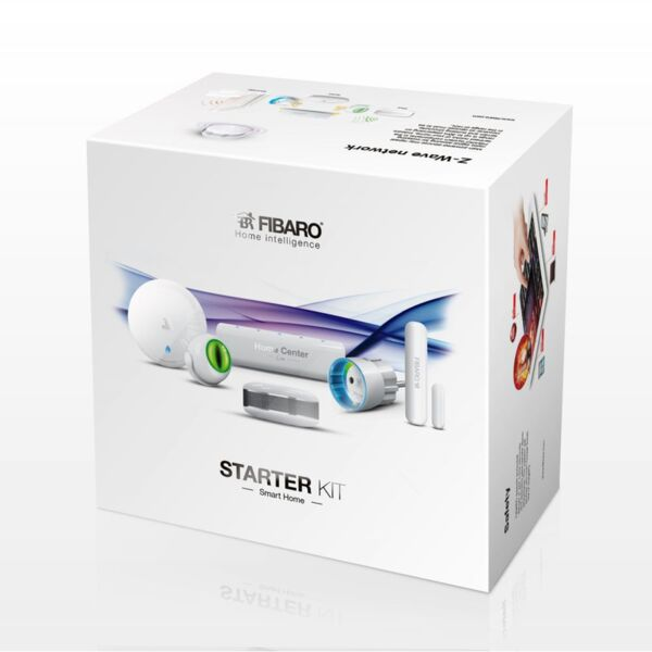 Fibaro Starter KIT - стартов пакет