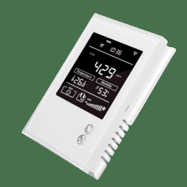 MCO Home - Сензор за измерване на нивото на въглероден диоксид във въздуха