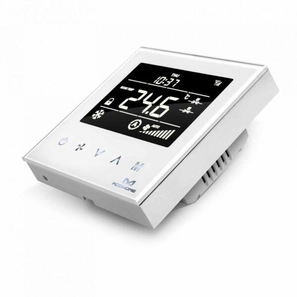 MCO Home - Стенен термостат за вентилаторни конвектори (Fan Coil)