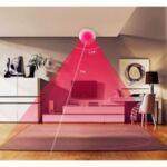 NEO Coolcam - WiFi  Сензор за движение с магнитна стойка