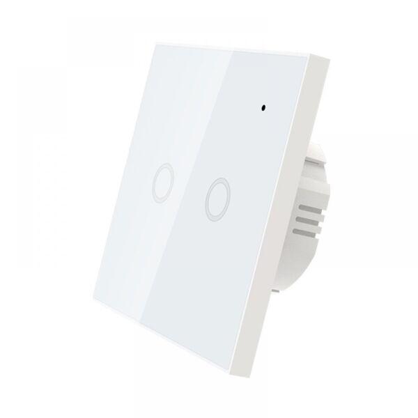 WiFi Стенен ключ с два бутона
