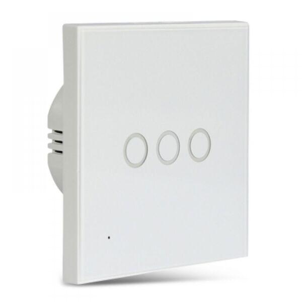 WiFi Стенен ключ с три бутона
