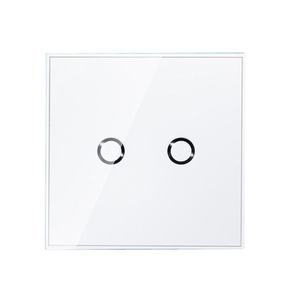 Neo Coolcam - Стенен ключ с два бутона
