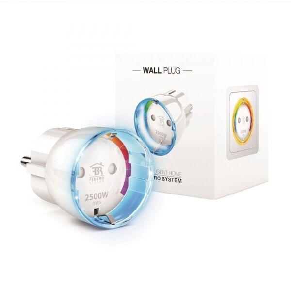 Fibaro Wall Plug - контакт с имерване на енергия