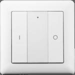 Heatit Z-Push Button 2 - Стенен контролер