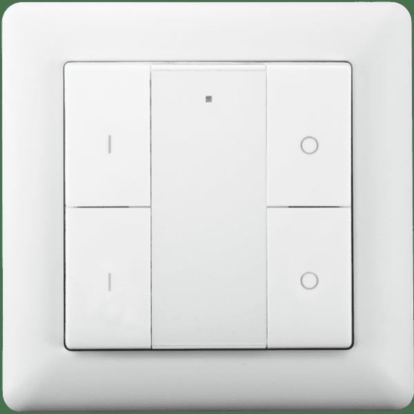 Heatit Z-Push Button 4 - Стенен контролер