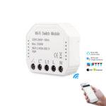 WiFi Единично реле - сух контакт 230V-10A