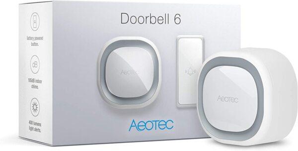 Aeotec DoorBell 6 - звънец/сирена